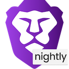 Brave Nightly channel logo